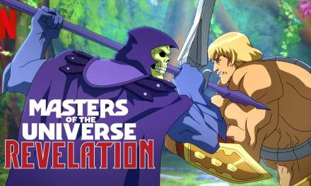 Masters of the Universe Revelation: He-Man is Back! Watch the 1st Trailer For Kevin Smith's Epic Reboot