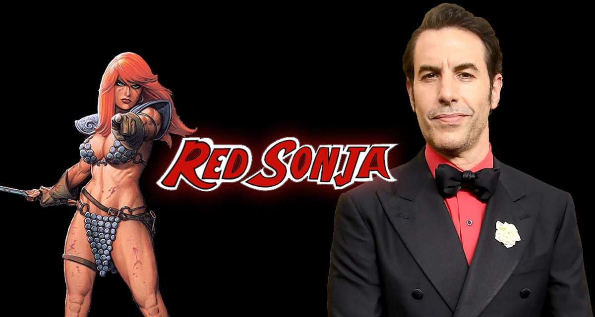 Red Sonja: Sacha Baron Cohen Offered A Swashbuckling Role In Upcoming Action Film: Exclusive