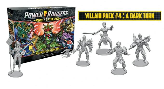 renegade game - villain pack