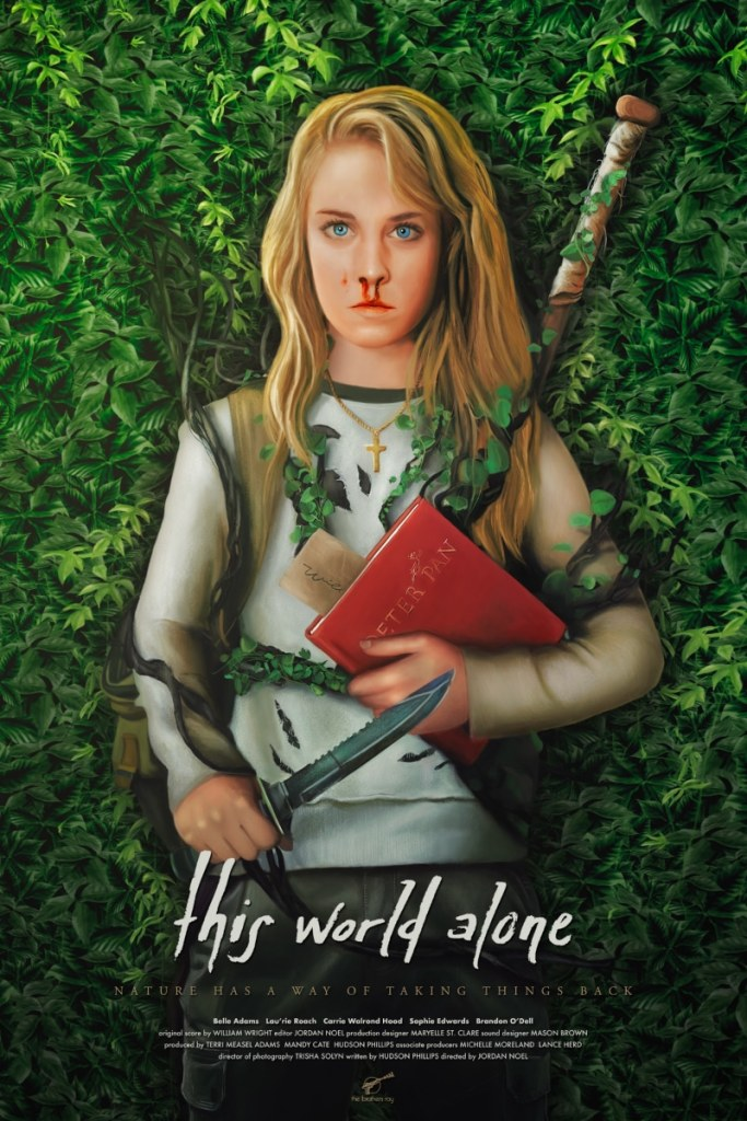 This World Alone poster