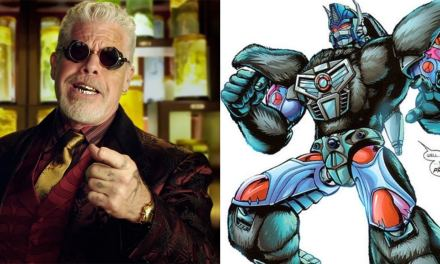 Ron Perlman To Voice Optimus Primal in Transformers: Rise of the Beasts
