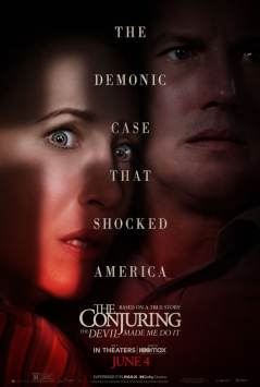 conjuring 3 - june 2021