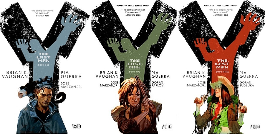 y the last man - comics