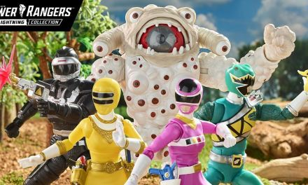 Power Rangers Lightning Collection Wave 10, Dino Fury Toys & More Revealed