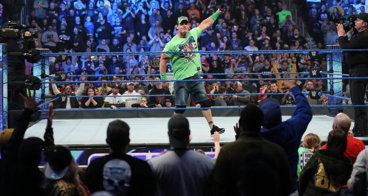 Rumored Timetable For John Cena's Huge Return To The WWE Revealed