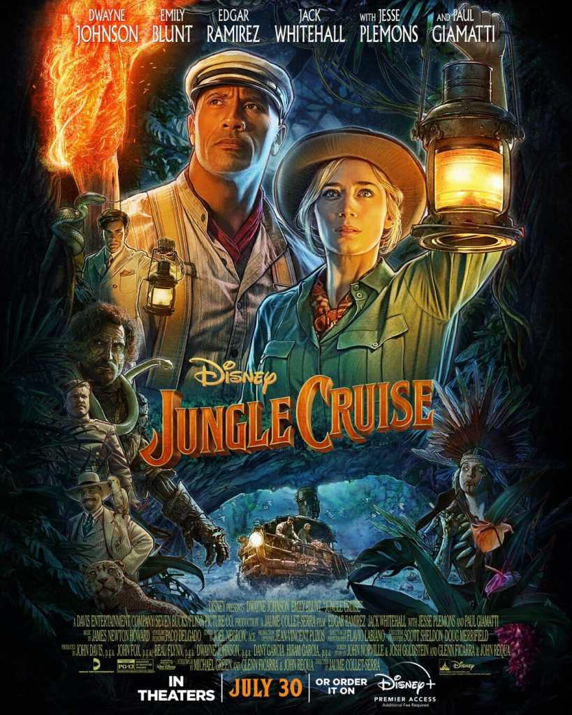 Jungle-Cruise-poster