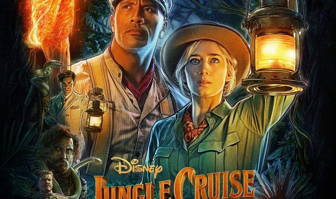 Jungle Cruise Stars Édgar Ramírez and Jack Whitehall Explain The Rich Characters Found In Disney's New Release
