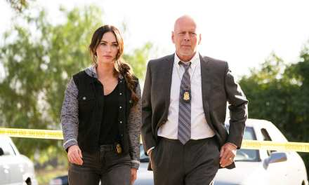 Midnight In The Switchgrass Interview: Caitlin Carmichael On Doing Her Own Intense Stunts And Stars Megan Fox And Bruce Willis