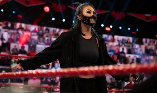 WWE retribution - Reckoning/Mia Yim