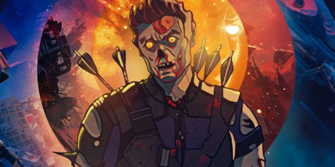 What If Marvel Zombies Hawkeye