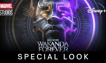 Kevin Feige Mourns Chadwick Boseman & Reflects on Wakanda Forever