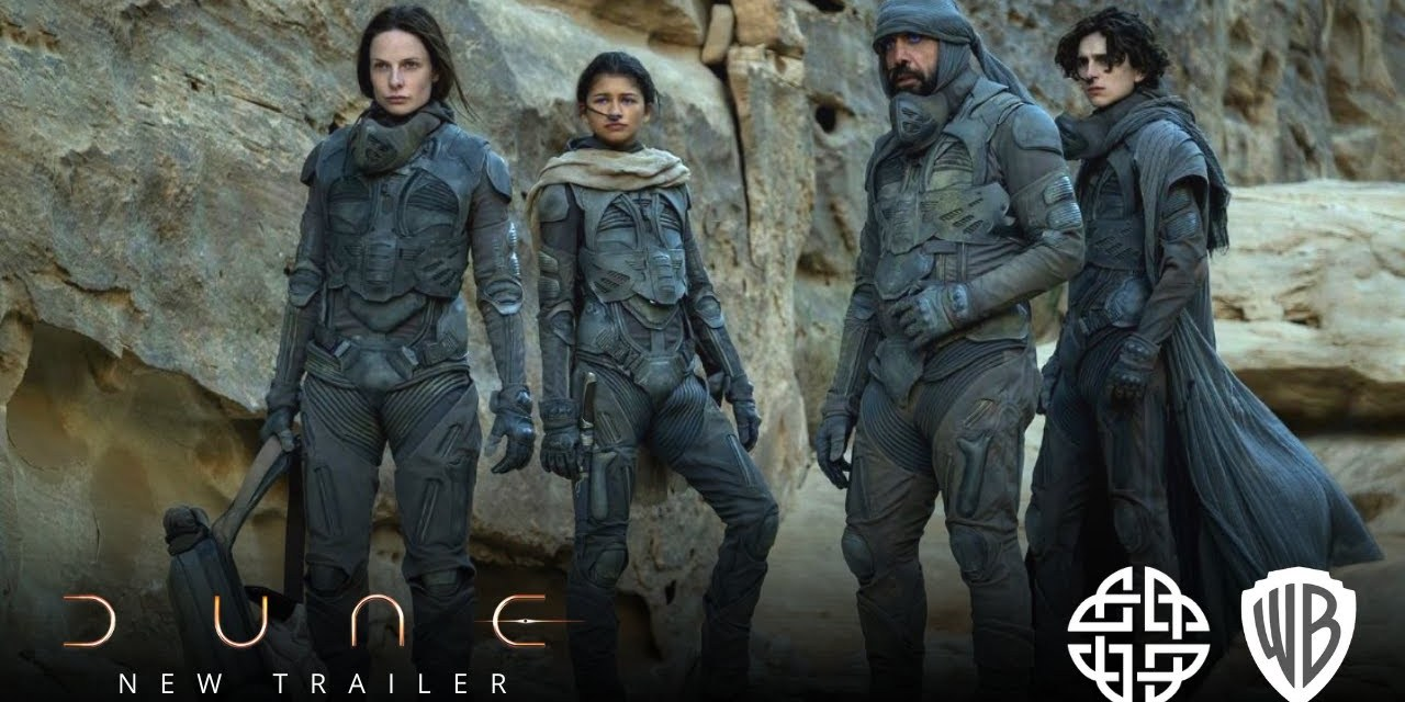 Dynamic New 2nd Trailer for Dune Broadens The Canvas For Sci-Fi Storytelling