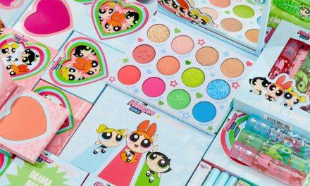 New Colourpop x 'Powerpuff Girls' Makeup Collab