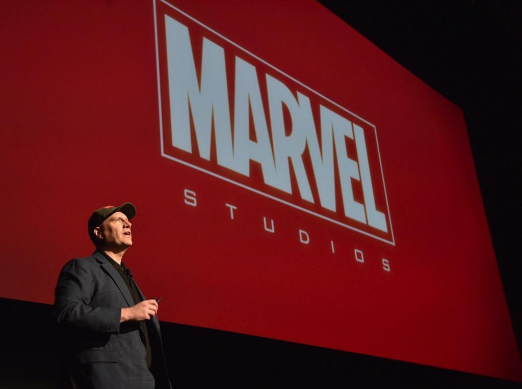 kevin feige mcu speech Marvel