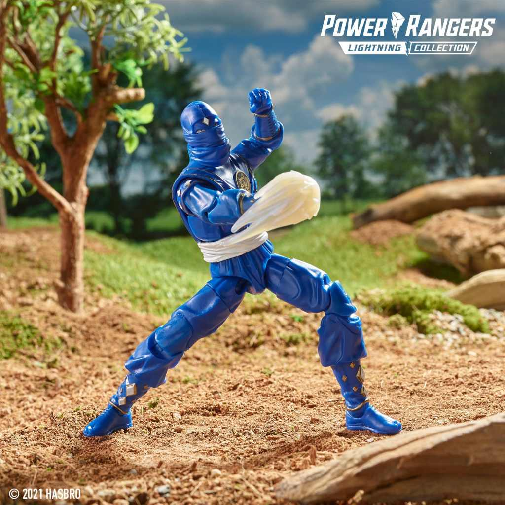 Lightning Collection Blue Ninjetti Ranger