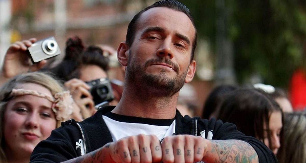 """CM Punk Dispells AEW Rumors And Speaks On """"Best In The World"""" Line"""