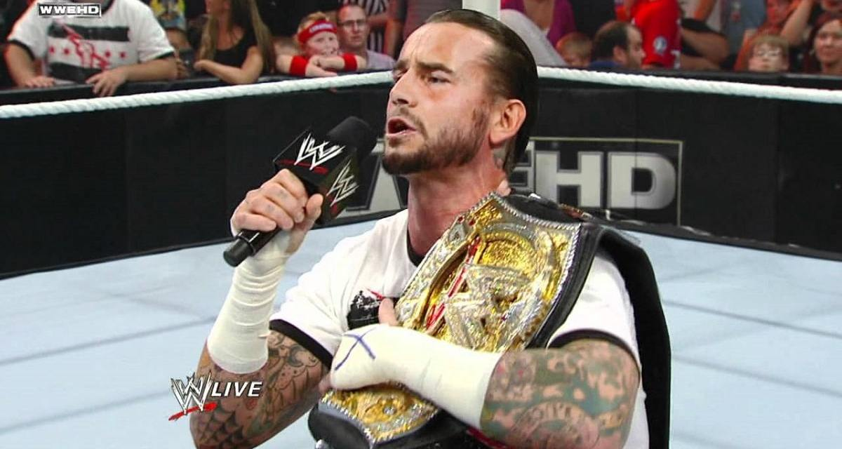 CM Punk Shares A Mysterious Post Which May Hint At A Return To Wrestling