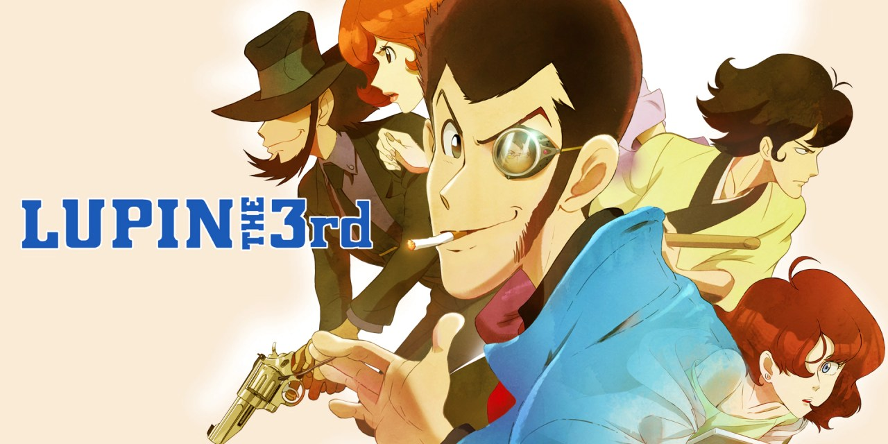Awesome Lupin the 3rd Tabletop RPG and 50th Anniversary Book Announced In Partnership With Magnetic Press