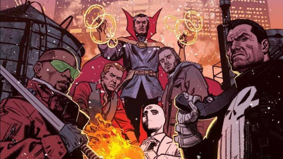 Marvel's Midnight Sons Might Be Just Around the Corner