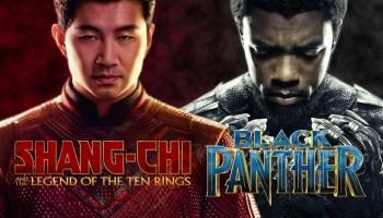 Shang-Chi Black Panther