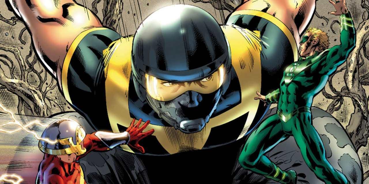 Black Adam: The Atom Primed For A Huge Live-action Debut In Upcoming DC Blockbuster