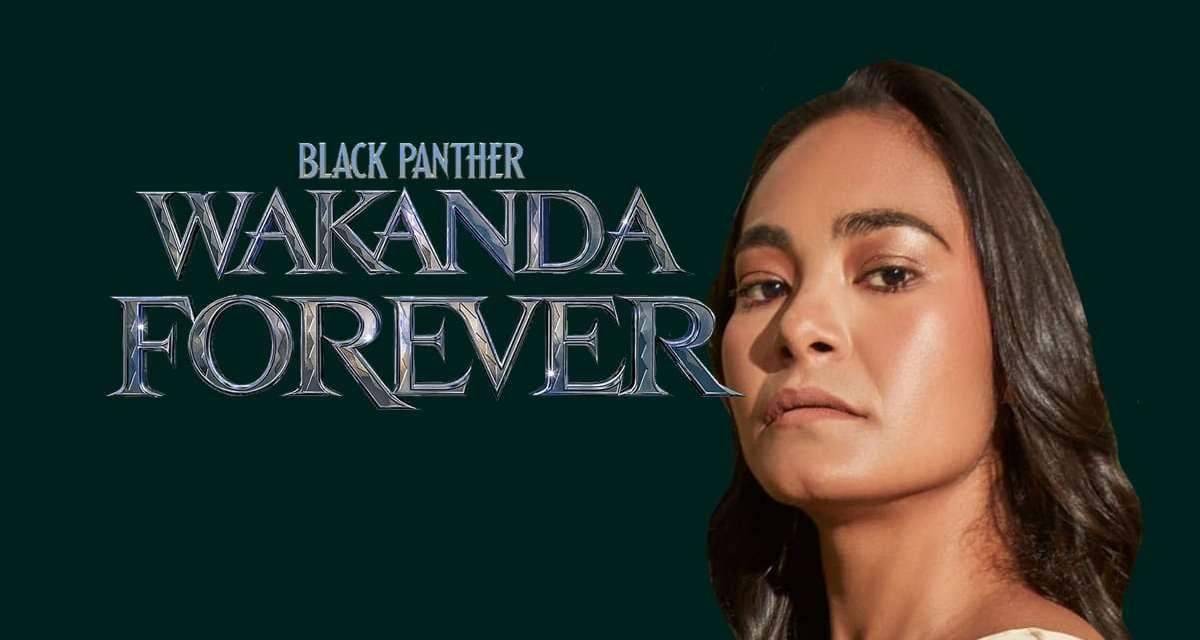 New Rumor Indicates Mabel Cadena Playing Namora In Black Panther 2