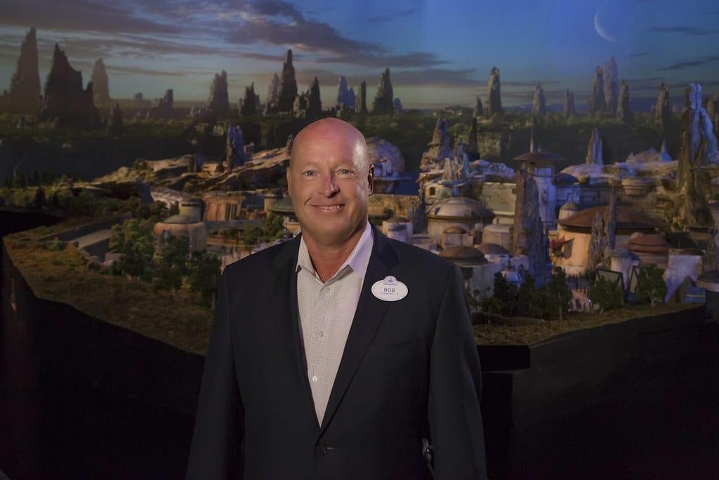 Bob Chapek Disney Shang-Chi