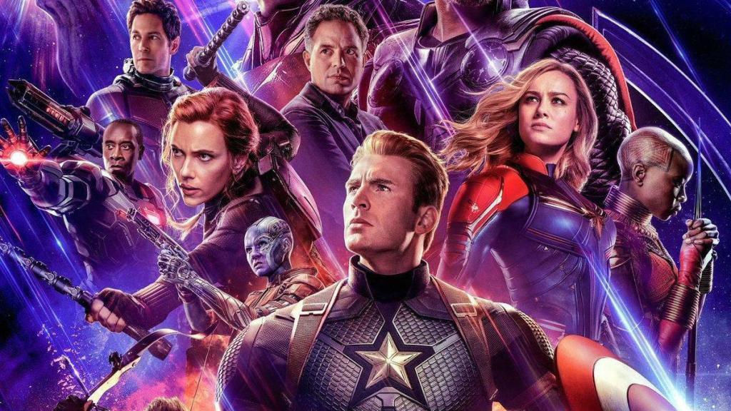 Avengers Endgame Avengers 5