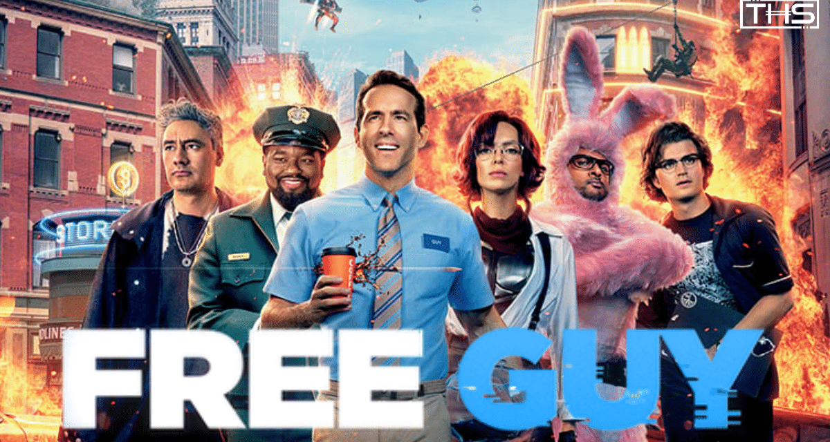 Free Guy Review: An Original Film That Is More Than A Game
