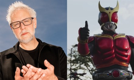James Gunn Believes There Is An American Audience for Kamen Rider