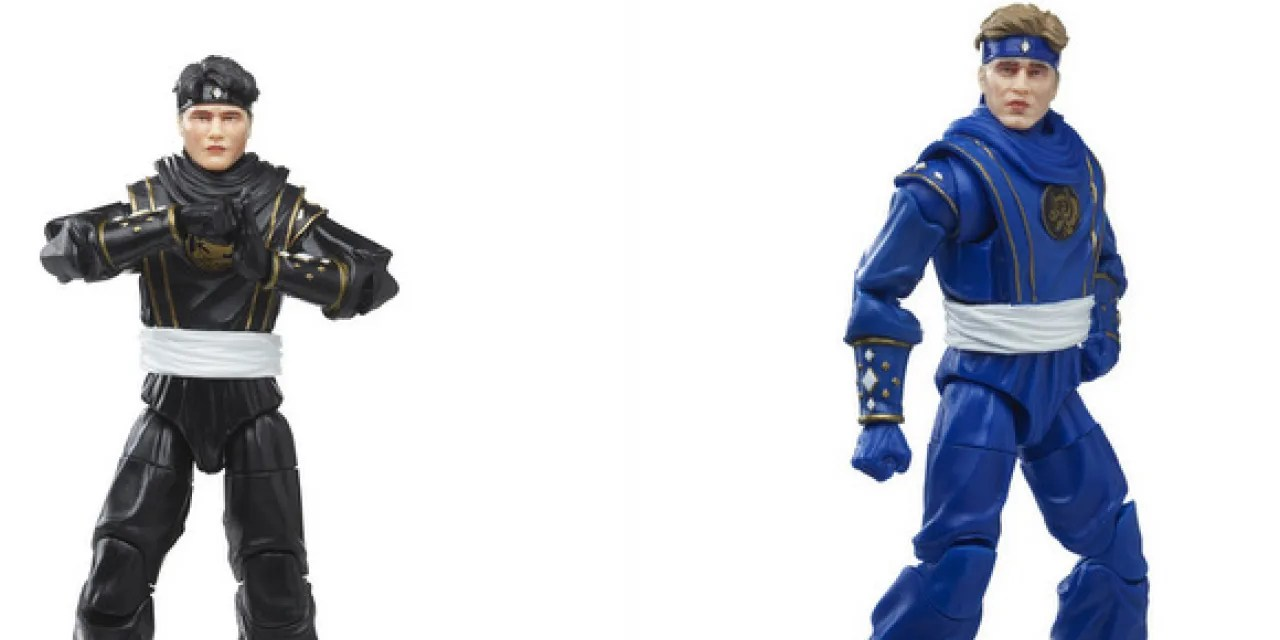 Power Rangers Lightning Collection Adds  2 Legendary Ninjetti Rangers To The Line