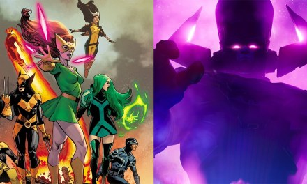 Nia DaCosta Pitched An X-Men & Galactus Team-Up Movie To Marvel And We Want it Now