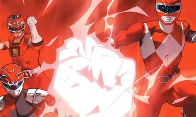Power Rangers Universe Event Will Reveal Origin of the Phantom Ranger