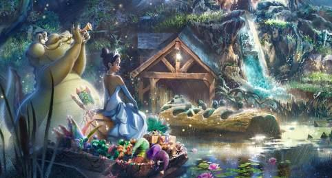 Princess Tiana - Magic Kingdom Park