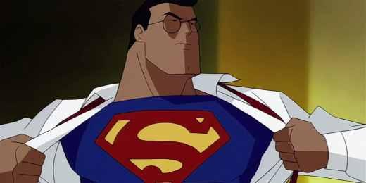 superman - animated series