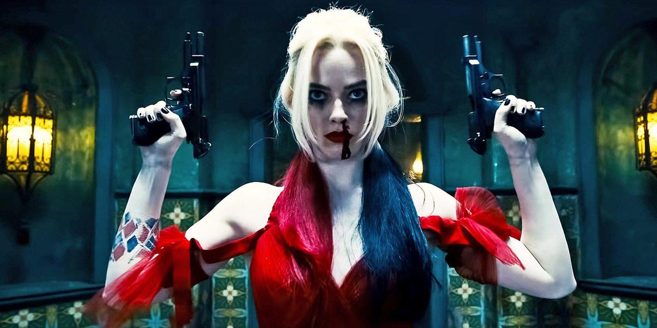 "The Suicide Squad: Margot Robbie Explains Harley Quinn's New ""Mindset"" After The Joker"