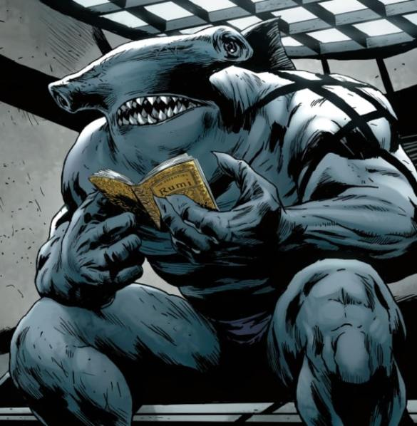King Shark: Getting To Know The Suicide Squad's New Fan Favorite In Comics And Beyond - The Illuminerdi