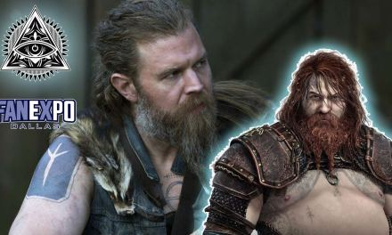 Ryan Hurst Suggests He's Done Filming God of War: Ragnarok During Fan Expo Dallas