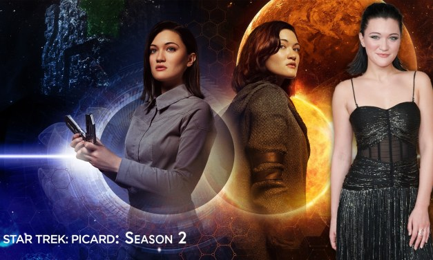 Isa Briones Discusses Soji In Star Trek: Picard Season 2