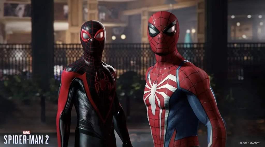 Marvel's Spider-Man 2 Peter Miles Venom