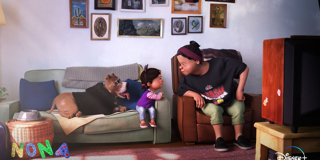Nona: Director Shares The Love And Inspiration Behind New Pixar Short