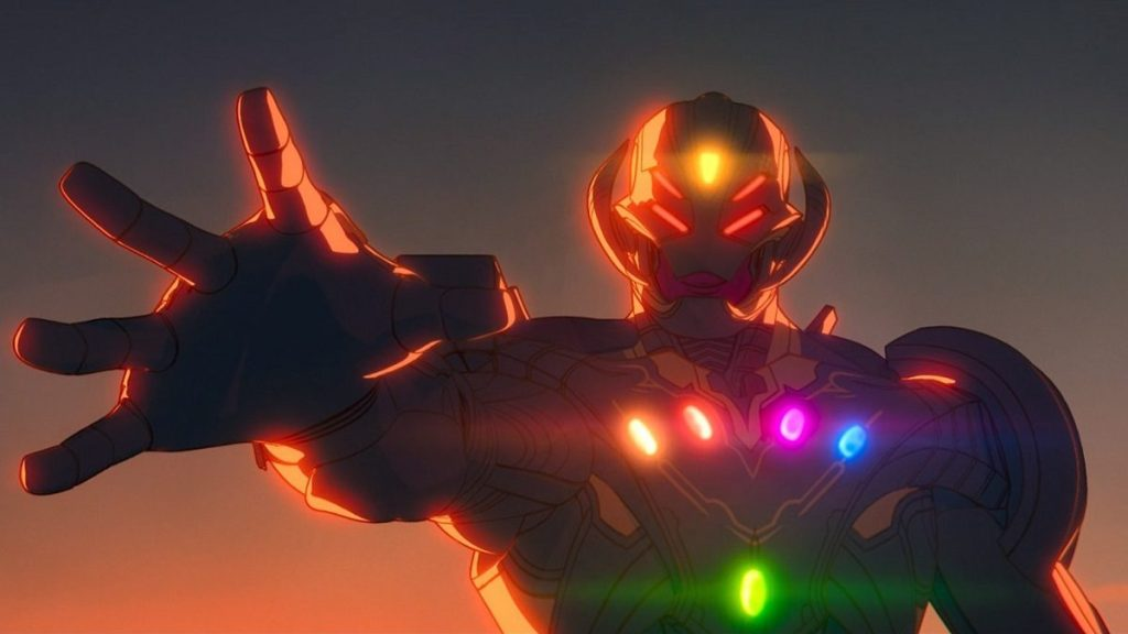 What If...? Ultron Vision