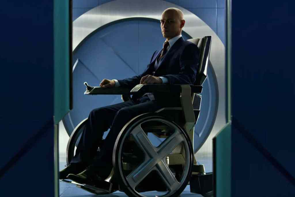 X-Men James McAvoy Professor X