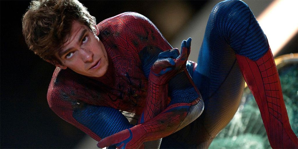 Amazing Spider-Man Andrew Garfield