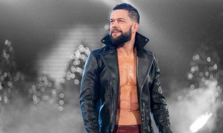 Finn Balor wants to open WWE's Forbidden Door