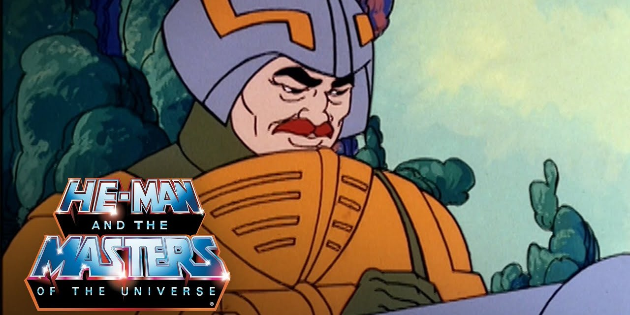 He-Man and the Masters of the Universe Introduces Us To A New Version Of Man-At-Arms
