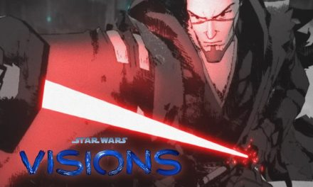 Star Wars Visions Introduces A New Sith Hunter Who Seems Like The Perfect Mirror Of Ahsoka Tano