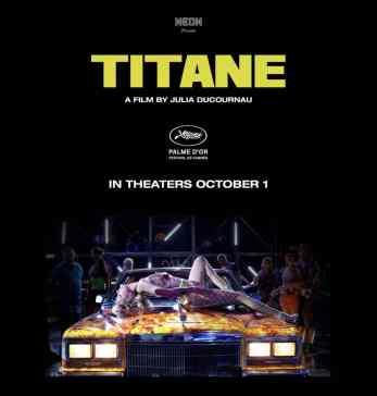 Últimas películas que has visto (las votaciones de la liga en el primer post) - Página 7 Titane-poster