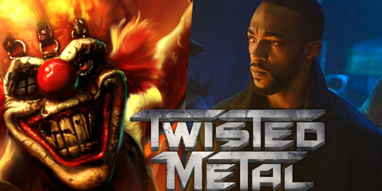 Twisted Metal: The Falcon And The Winter Soldier's Anthony Mackie Set To Star In TV Series