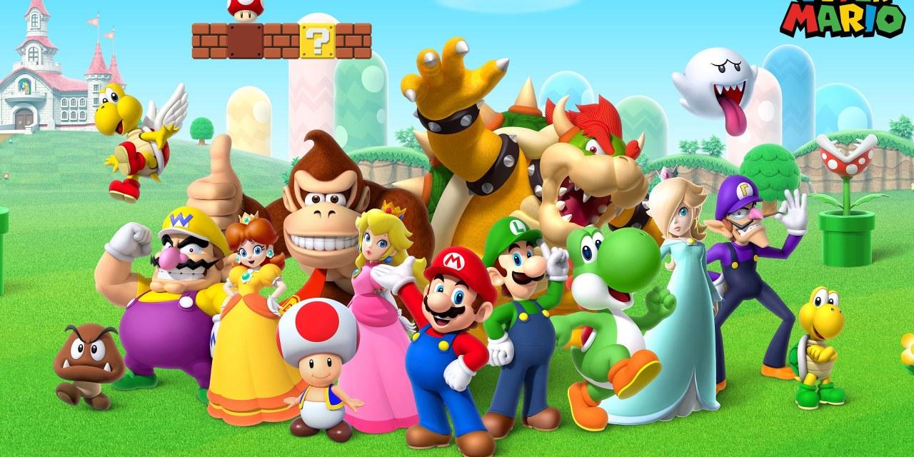 Super Mario Bros. 2022 Film Releases Date & Voice Cast
